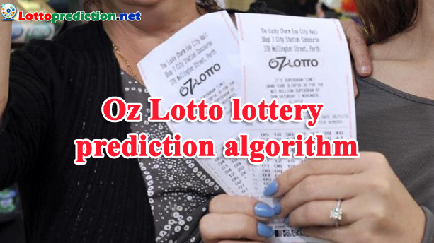 Australia Oz Lotto lottery prediction algorithm